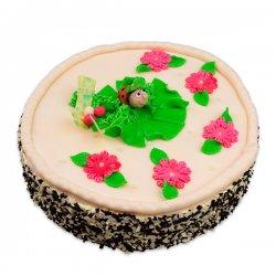 Beruška – kulatý dort
