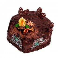 Čokoládový šestiúhelník