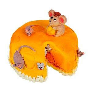 Myši a sýr