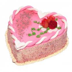 Srdce s růží