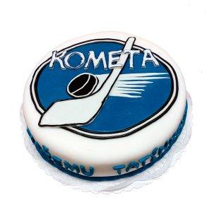 kometa s hokejkou